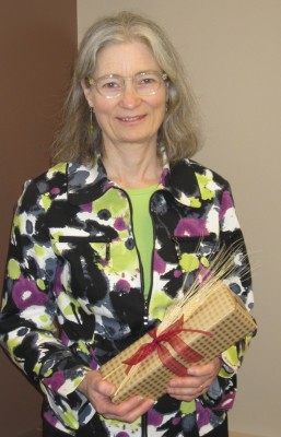 Dr. Caryn Douglas Award Receipient 2014